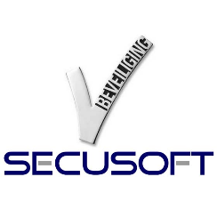 Logo bedrijf SecuSoft Security Software